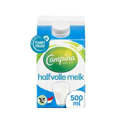 Halfvolle melk 0,5 L