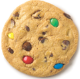 Chocolate Chip with Rainbow Cookie