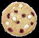 Raspberry Cheesecake Cookie