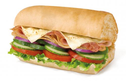 Subway Melt™ 30cm menu