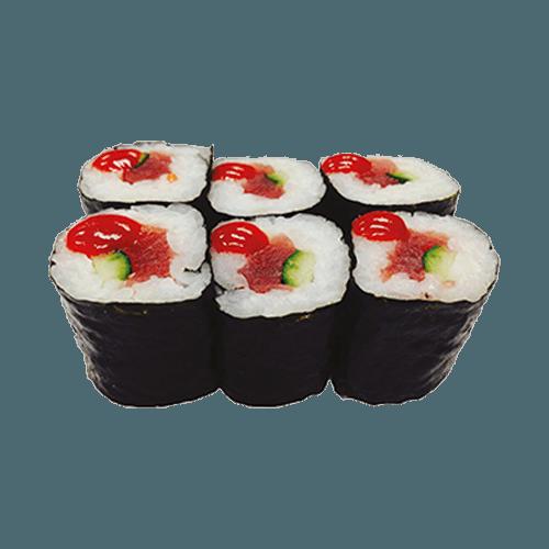 Spicy tonijn maki