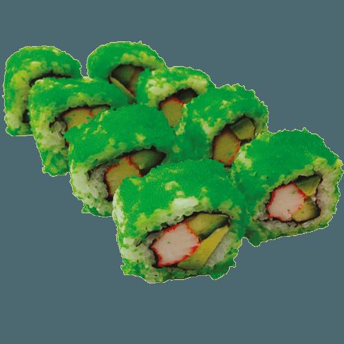 Wasabi California roll