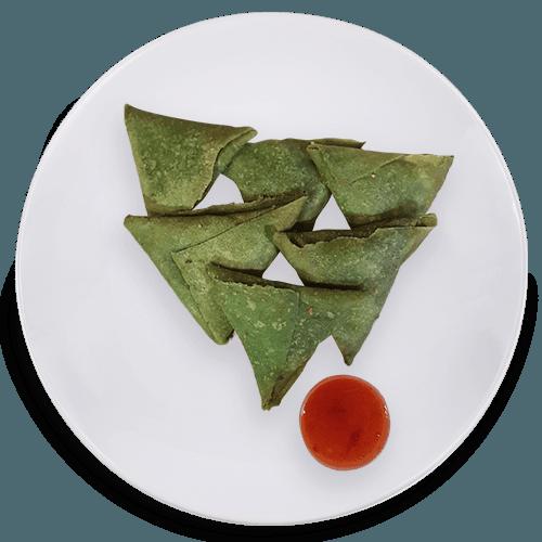 Green Samosa