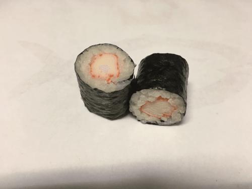 Hosomaki kani 3 stuks