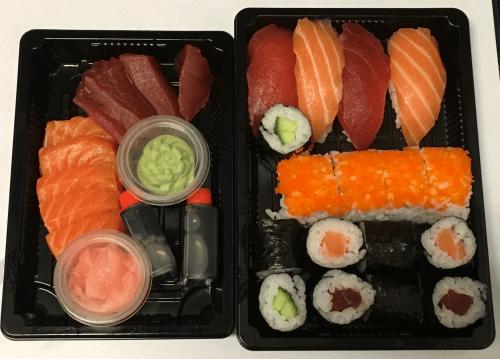 Sappora menu 24 stuks