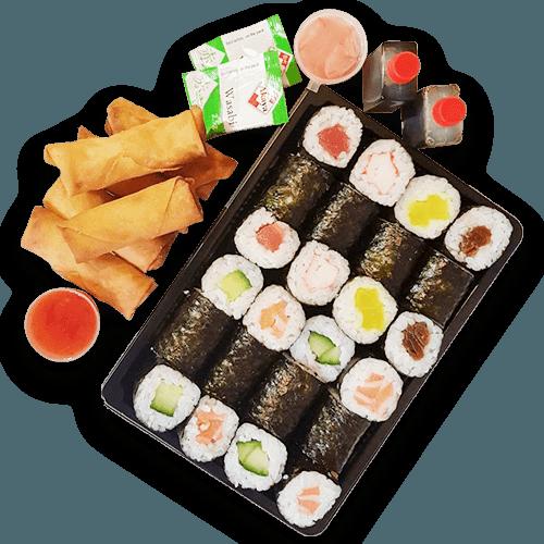 Sushi King menu 1