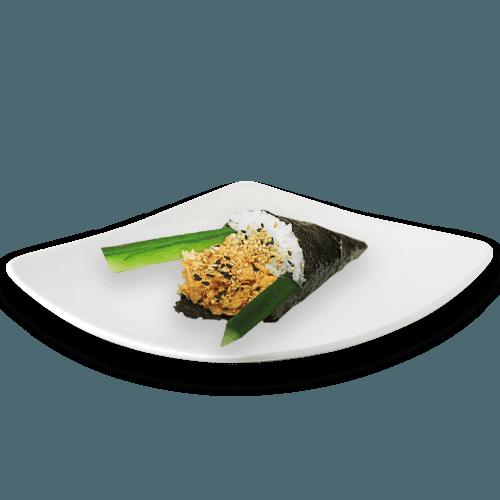 Temaki spice sake