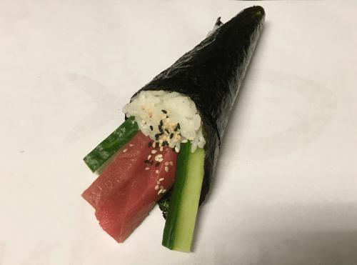Temaki tuna