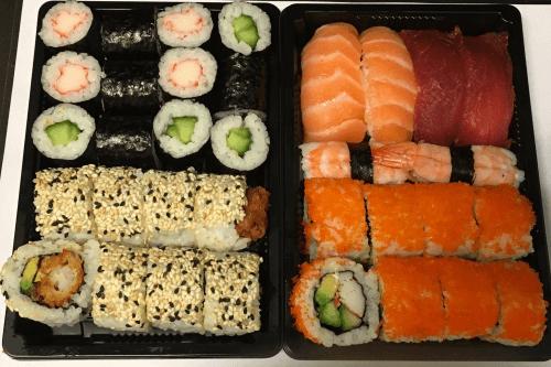 Tokyo night menu 34 stuks