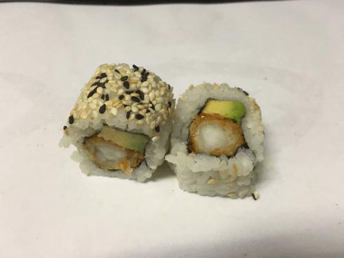 Uramaki ebi furai 4 stuks
