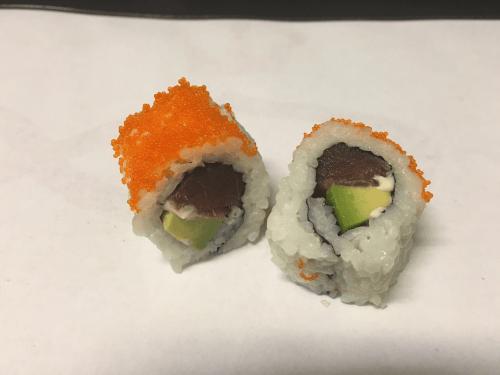 Uramaki tuna 4 stuks
