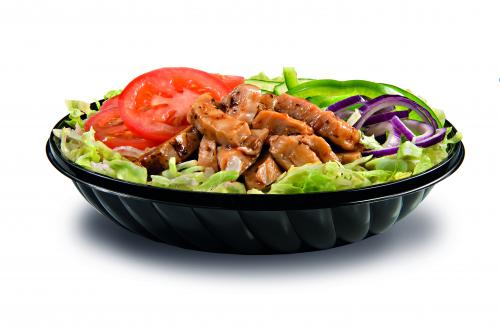 Chicken Teriyaki Salad menu