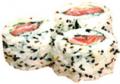 Wasabi sake maki