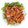 Crunchy salade