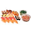 Menu I, sushi mix luxury