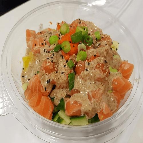 Salmon fiesta