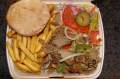 Döner kebab royal schotel