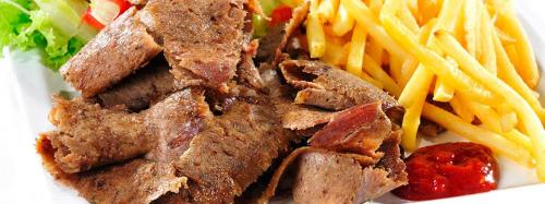 Döner-kebabschotel