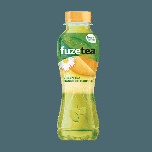 Fuze Tea green tea Mango Kamille 40cl pet