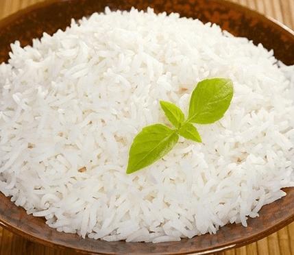 Bak rijst