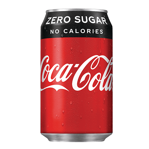 Coca-Cola zero sugar 33cl