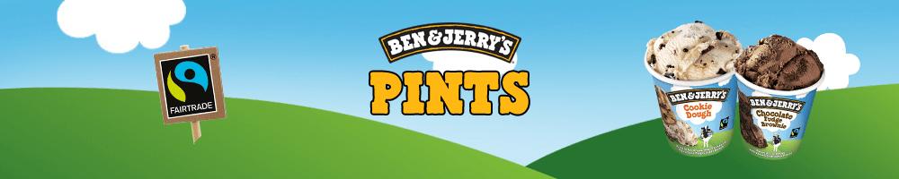 Ben & Jerry's 465ml