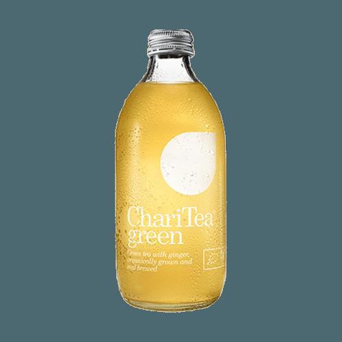 Charitea green 0.33L