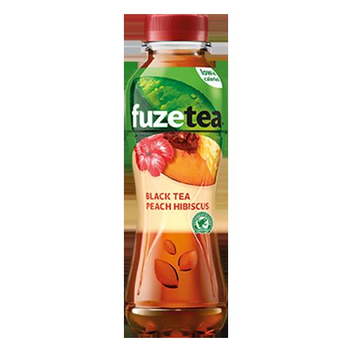 Fuze Tea Peach Hibiscus 0.4L