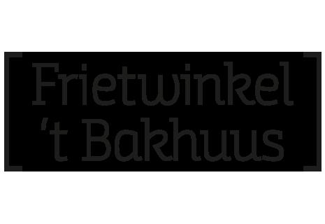 Frietwinkel 't Bakhuus