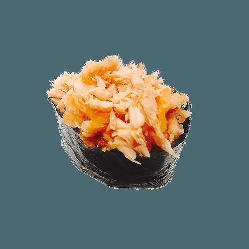 Zalm salade gunkan