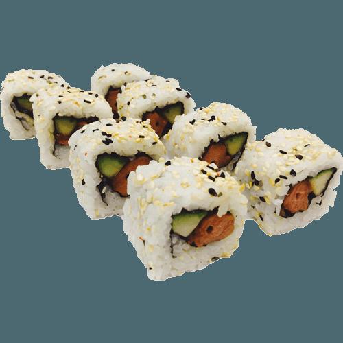 Yakitori roll