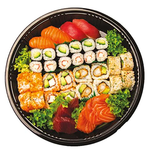 Box A sushi sashimi box normaal