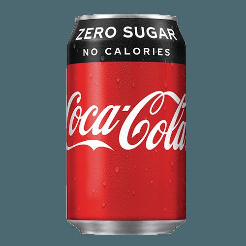 Coca-Cola zero sugar 33cl blik