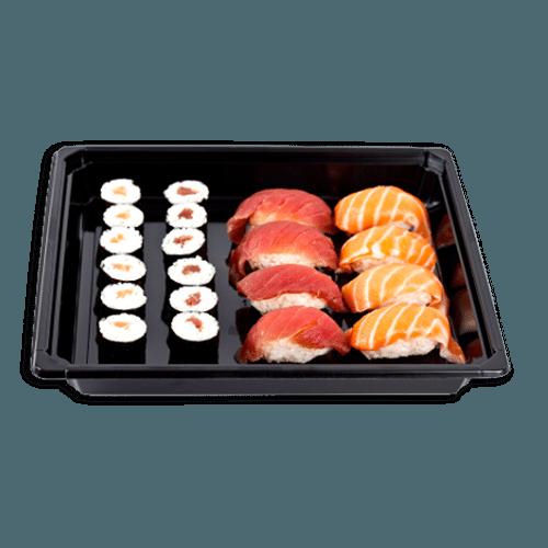 Sushi set 3 mix maki nigiri 20 stuks