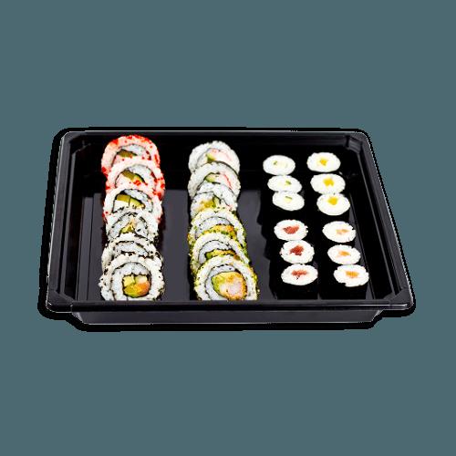Sushi set 4 maki mix 24 stuks