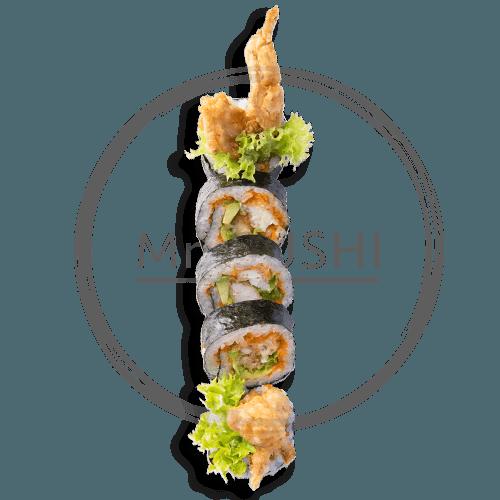 Futo Soft Shell Crab - 5 stuks