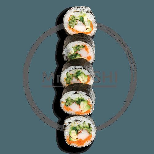 Futo Maki - 5 stuks