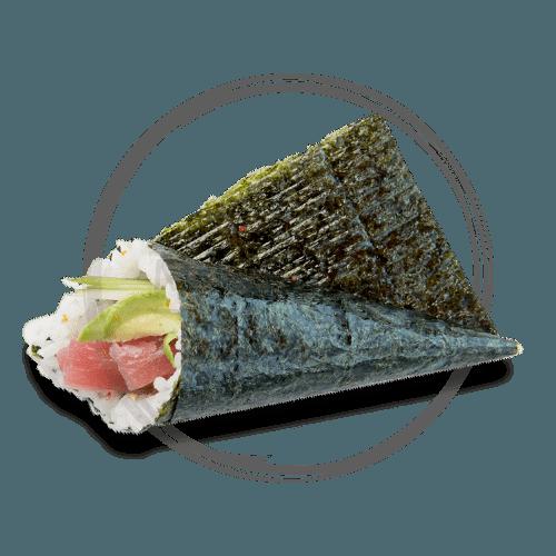 Maguro Handroll