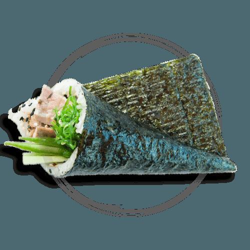Tuna Salad Handroll