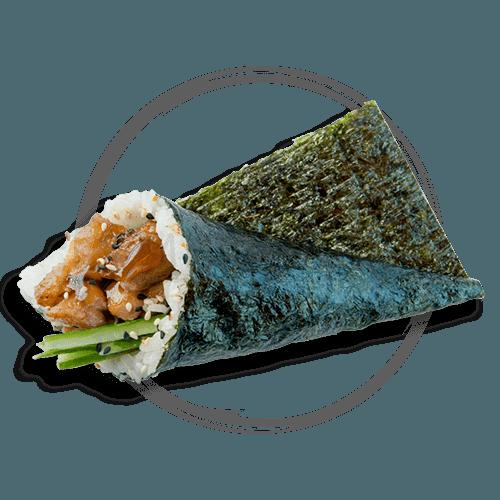 Yakitori Handroll