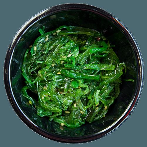 Chuka Wakame - vegetarisch