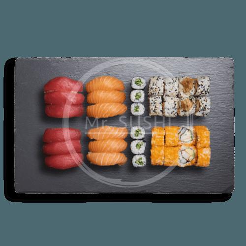 Sushi Mix Box (Box B), 34 stuks