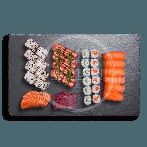 We Love Sushi Box, 40 stuks