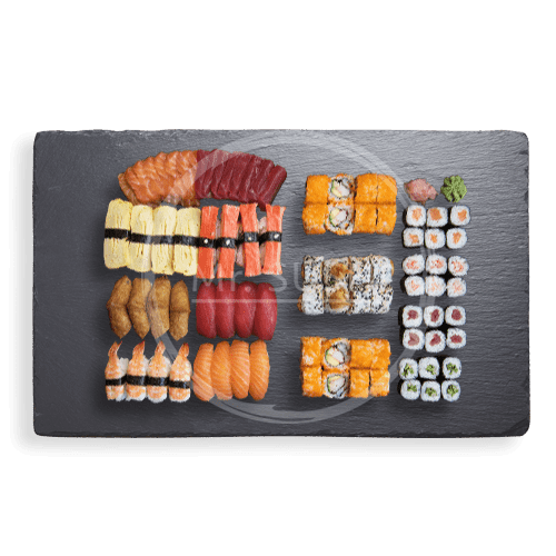 Family Box Sushi Sashimi