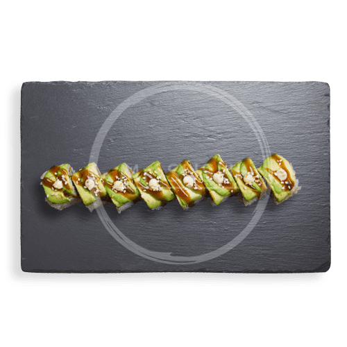 Soft Shell chicken roll