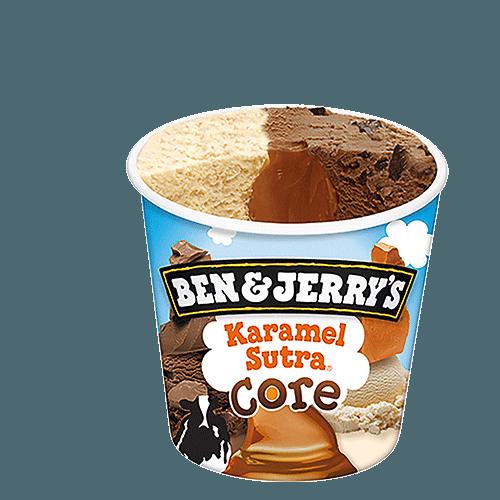 Ben & Jerry's Karamel Sutra Core 465ml