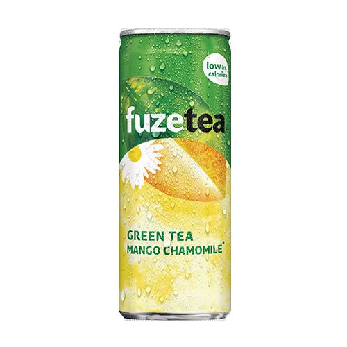 Fuze Tea Mango 25cl