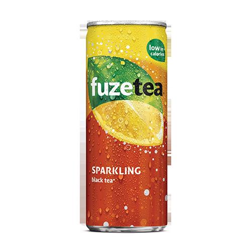 Fuze Tea Sparkling Lemon 25cl