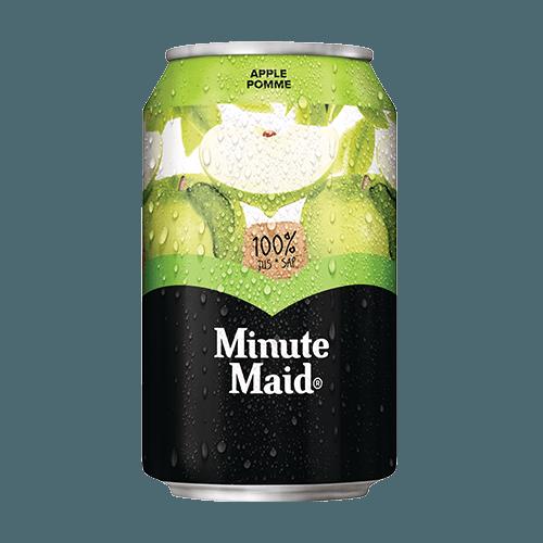 Minute Maid appelsap 33cl