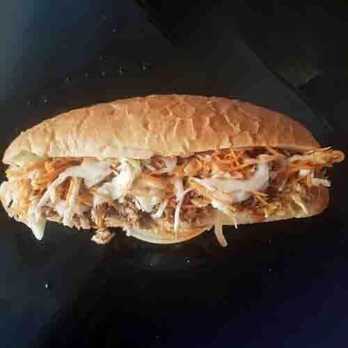 Pulled Chicken Sandwich